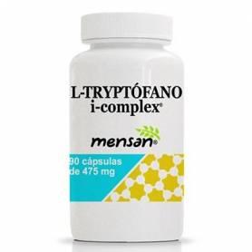 L-TRIPTOFANO I-COMPLEX 475mg 90cap MENSAN Suplementos nutricionales 12,14€