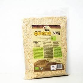 COPOS QUINOA BIO 500g EL ORO DE LOS ANDES Suplementos nutricionales 7,00€