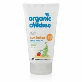 LOCION SOLAR INFANTIL SIN PERFUME SPF30 150ml GREEN PEOPLE Protección Solar 20,84€