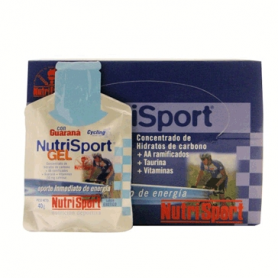 GEL GUARANA EXOTICO CYCLING 40g NUTRI SPORT