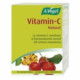 Vitamina C natural 40comp A. VOGEL Suplementos nutricionales 10,53€