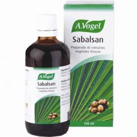 SABALSAN gotas 100ml A. VOGEL Plantas Medicinales 16,96€