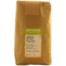 ALBAHACA HOJAS 1kg AMORÓS Plantas Medicinales 6,68€