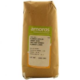 ALCARAVEA SEMILLAS 1kg AMORÓS Plantas Medicinales 8,35€