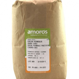 CEREZA PEDUNCULOS TRITURADOS 1kg AMORÓS Plantas Medicinales 8,55€