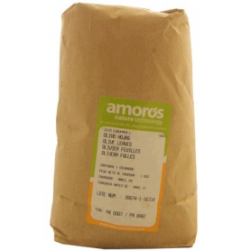 OLIVO HOJAS TRITURADAS 1kg AMORÓS Plantas Medicinales 5,08€
