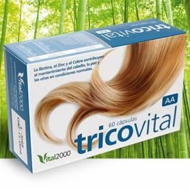 TRICOVITAL AA 60cap VITAL 2000 Suplementos nutricionales 17,43€