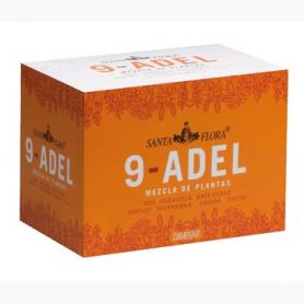 9-ADEL INFUSION 20sb DIMEFAR Plantas Medicinales 3,41€