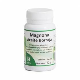 MAGNONA ACEITE DE BORRAJA 60perl DIMEFAR Plantas Medicinales 9,20€