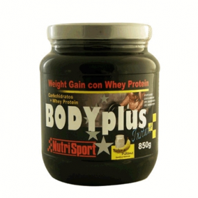 BODYPLUS YOGUR PLATANO 850g NUTRI SPORT