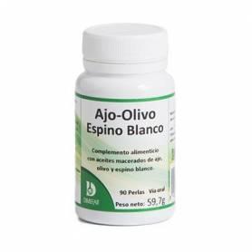 AJO OLIVO ESPINO BLANCO 90perl DIMEFAR Plantas Medicinales 10,79€