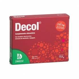 DECOL 30cap DIMEFAR Suplementos nutricionales 10,89€