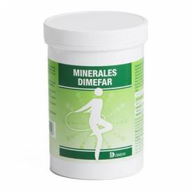 MINERALES 500cap DIMEFAR Suplementos nutricionales 25,95€