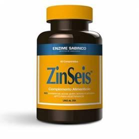 ZINSEIS 60comp ENZIME SABINCO Suplementos nutricionales 14,03€