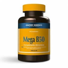 MEGA B50 50comp ENZIME SABINCO Suplementos nutricionales 13,64€