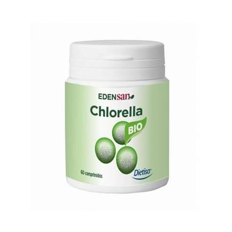 EDENSAN CLORELLA BIO 60comp DIETISA Plantas Medicinales 8,84€