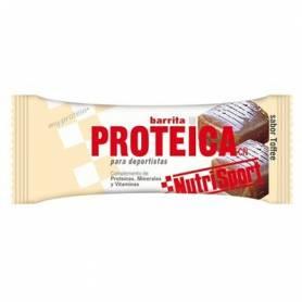 BAR. PROTEICA TOFFEE 24ud NUTRI SPORT