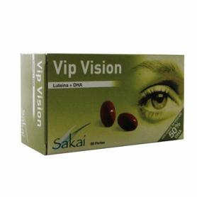 VIP VISION 60perl SAKAI Plantas Medicinales 18,37€