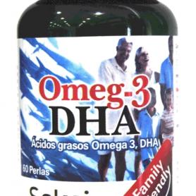 OMEGA 3 DHA 60perl SAKAI Suplementos nutricionales 12,50€