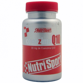 COENZIMA Q10 30MG 60cap NUTRI SPORT