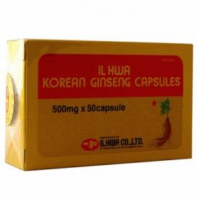 GINSENG ROJO 500MG 50cap TONG-IL Plantas Medicinales 26,92€