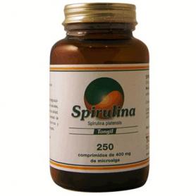 ESPIRULINA 250comp TONG-IL Plantas Medicinales 30,17€