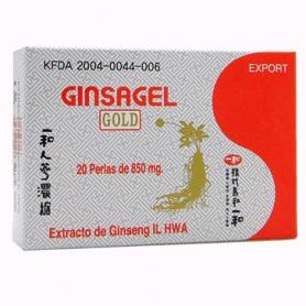 GINSAGEL 20perl TONG-IL Plantas Medicinales 19,22€