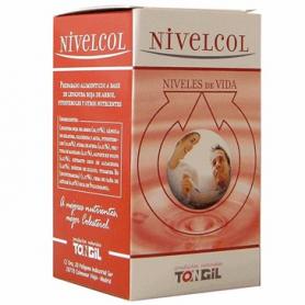 NIVELCOL 60cap TONG-IL Plantas Medicinales 14,95€