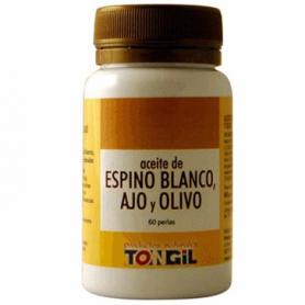 AJO OLIVO ESPINO BLANCO 60perl TONG-IL Plantas Medicinales 11,02€