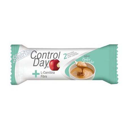 CONTROL DAY BAR. DULCE LECHE 24ud NUTRI SPORT Nutrición Deportiva 31,44€