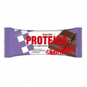 BAR. PROTEICA CHOCOLATE 24ud NUTRI SPORT