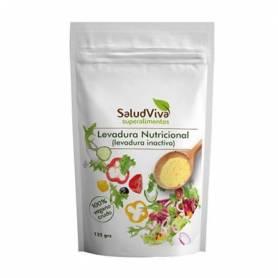 LEVADURA NUTRICIONAL POLVO 125g SALUD VIVA Suplementos nutricionales 4,93€
