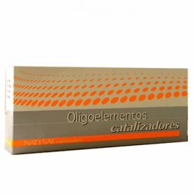 OLIGO MANGANESO 30amp NATYSAL Suplementos nutricionales 11,86€