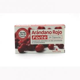 ARANDANO ROJO COMPLEX 30comp NATYSAL Plantas Medicinales 18,90€