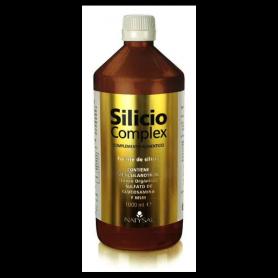 SILICIO COMPLEX LIQUIDO 1L NATYSAL Suplementos nutricionales 32,50€
