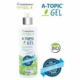A-TOPIC GEL CHAMPU Y GEL DE BAÑO BIO 400ml ESENTIAL AROMS