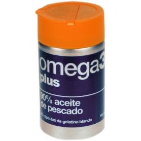 OMEGA 3 PLUS 60cap DEITERS Suplementos nutricionales 19,12€