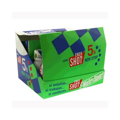 STIMUL RED ENER SHOT 20ud NUTRI SPORT Nutrición Deportiva 39,98€
