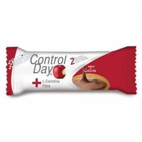 CONTROL DAY BAR. GALLETA 24ud NUTRI SPORT