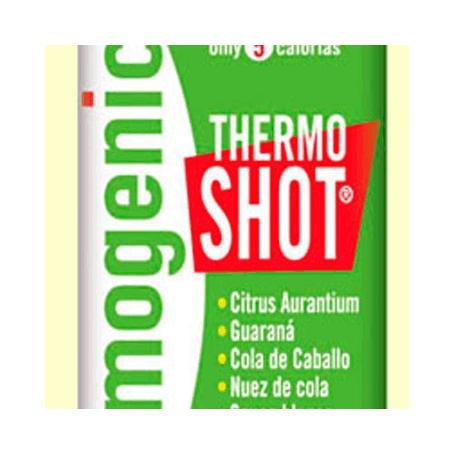 THERMO SHOT 20shots NUTRI SPORT