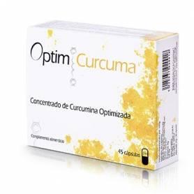 OPTIM CURCUMA 45cap OPTIM CURCUMA Suplementos nutricionales 25,79€