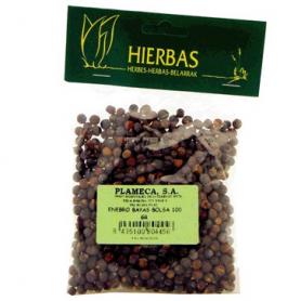 ENEBRO BAYAS 100gr PLAMECA Plantas Medicinales 2,58€