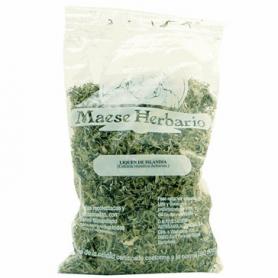 LIQUEN DE ISLANDIA Bolsa 60gr MAESE HERBARIO Plantas Medicinales 2,65€