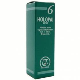 HOLOPAI 6 HUESOS 31ml EQUISALUD Plantas Medicinales 14,05€