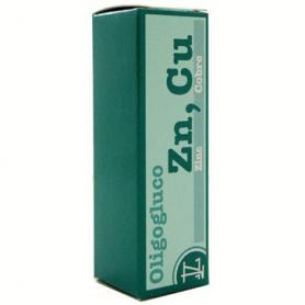 OLIGOGLUCO ZN/CU ZINC COBRE 30ml EQUISALUD Suplementos nutricionales 9,62€