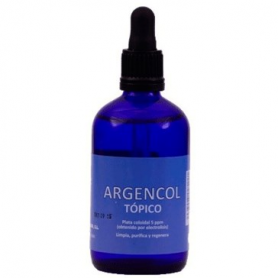 ARGENCOL TOPICO PLATA COLOIDAL 100ml EQUISALUD