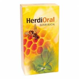 HERDIORAL PROPOLEO ELIXIR BUCAL SPRAY 20ml HERDIBEL Plantas Medicinales 12,86€