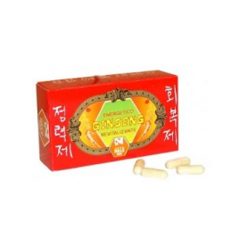 GINSENG NALE 30cap NALE Suplementos nutricionales 16,14€