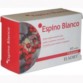 FITOTABLET ESPINO BLANCO 60comp ELADIET Plantas Medicinales 4,53€