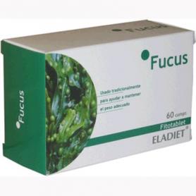 FITOTABLET FUCUS 60comp ELADIET Plantas Medicinales 4,53€